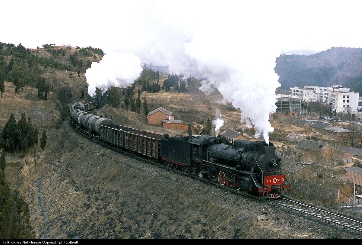 中国蒸汽机车
