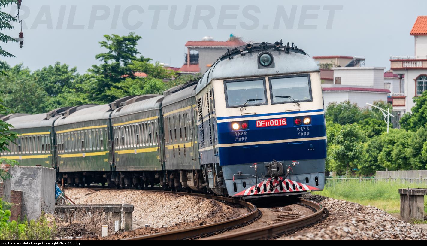机车DF11