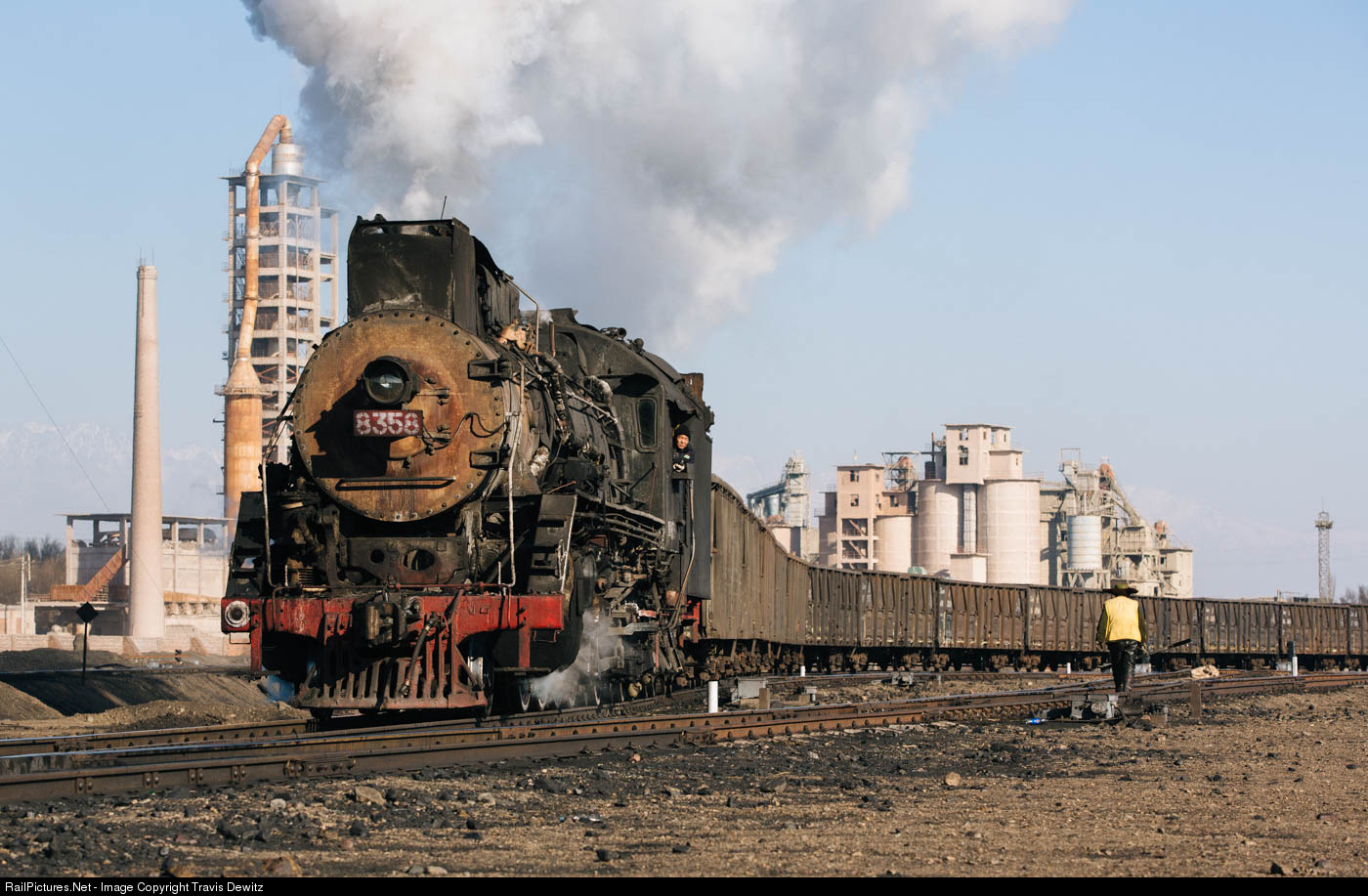 这是哪条线上的火车?
