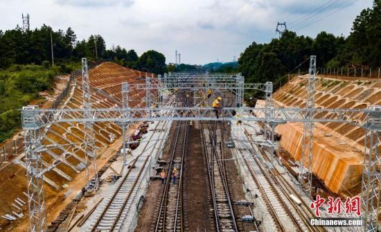 10月11日起中国铁路实施新的列车运行图