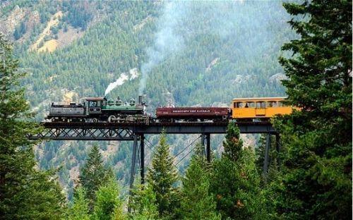 全球最危险的铁路--乔治敦环形铁
