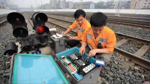 铁路信号工是好工作吗