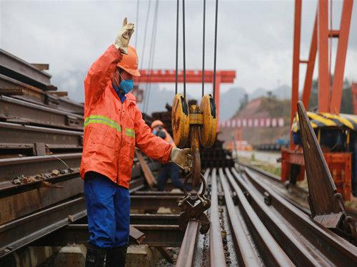铁路项目复工率超九成
