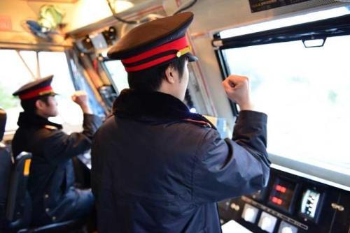 初中生学习火车司机专业难度大吗?