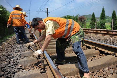 铁路工人图片铁路工人照片
