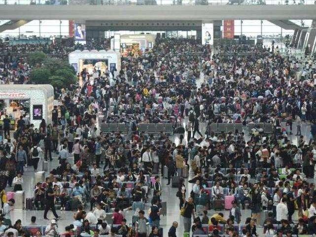 2020全国raybet雷竞技客户端国庆黄金周发送旅客12687万